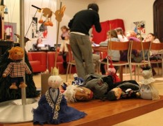 Puppet workshop - OFAJ, Berlin