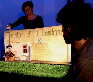 The Story of Mr B - Premiere at OFAJ, Berlin