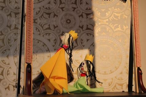 Princess puppets