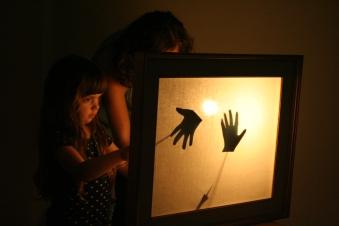 Shadow puppet workshop - Kids Corner, Berlin