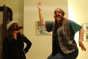 Commedia dell' arte workshop