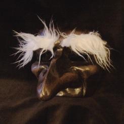 Pantalone - Commedia dell' arte - Paper mâché