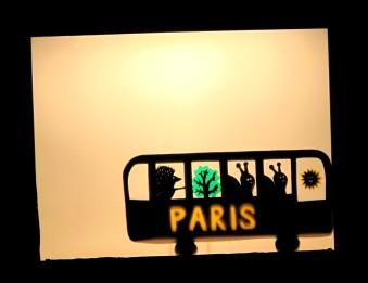 On the way to Paris